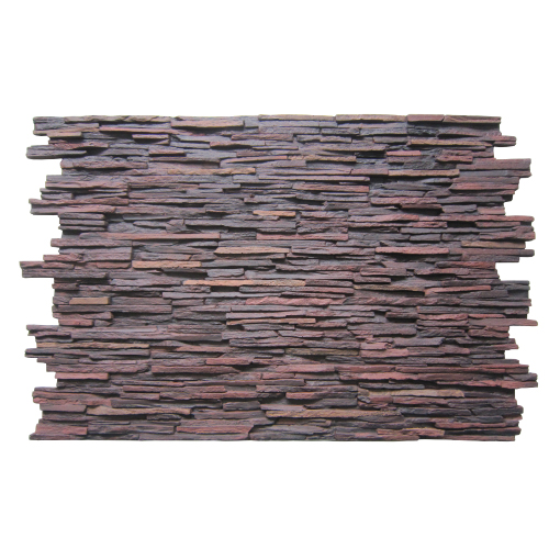 MULTI-LAYER ROCK PANEL-WP057-BR